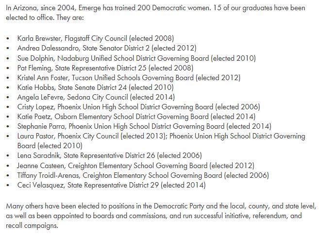 emerge graduates